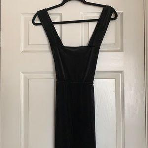 Show Me Your MuMu Dresses - NWT Show Me Your Mumu Judy Velvet Jumpsuit